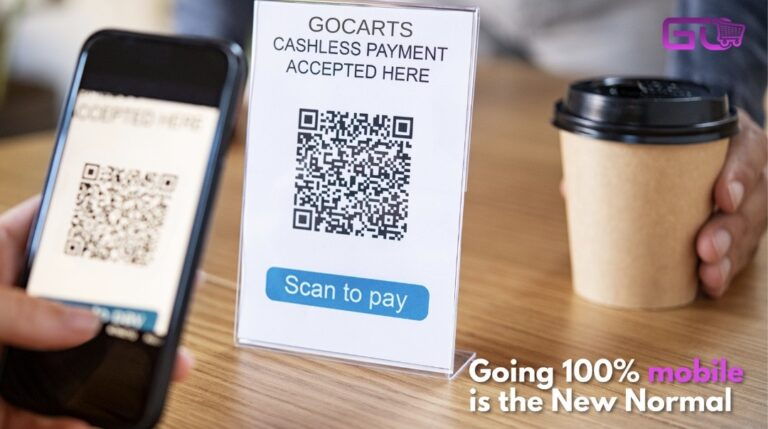 How Gocarts mobile payments benefits merchants and consumers